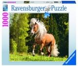 Puzzle Cal Pe Pajiste, 1000 Piese Ravensburger
