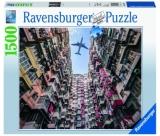 Puzzle Hong Kong, 1500 Piese Ravensburger