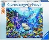 Puzzle Regele Marii, 500 Piese Ravensburger