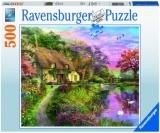 Puzzle Casa De La Tara, 500 Piese Ravensburger
