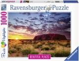 Puzzle Muntele Uluru, 1000 Piese Ravensburger