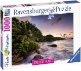Puzzle Insula Praslin, 1000 Piese Ravensburger