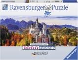 Puzzle Castel Neuschwanstein, 1000 Piese Ravensburger