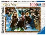 Puzzle Harry Potter, 1000 Piese Ravensburger