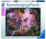 Puzzle Haita Lupi, 1000 Piese Ravensburger
