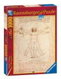 Puzzle Da Vinci, 1000 Piese Ravensburger