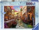 Puzzle Venetia Romantica,1000 Piese Ravensburger