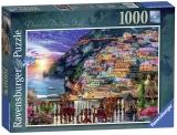 Puzzle Cina In Positano, 1000 Piese Ravensburger