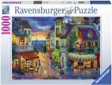 Puzzle Seara In Paris, 1000 Piese Ravensburger