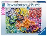 Puzzle Paleta Puzzle-Uri,1000 Piese Ravensburger