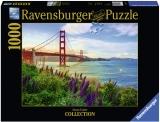 Puzzle Pod Golden Gate, 1000 Piese Ravensburger