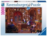 Puzzle Biblioteca, 1000 Piese Ravensburger