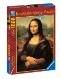 Puzzle Mona Lisa, 1000 Piese Ravensburger