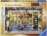 Puzzle Librarie Grozava, 1000 Piese Ravensburger