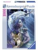 Puzzle Zeita Lupilor, 1000 Piese Ravensburger