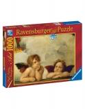 Puzzle Raffaello, 1000 Piese Ravensburger