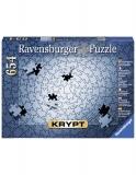 Puzzle Krypt Argintu, 1000 Piese Ravensburger