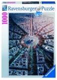 Puzzle Arc Triumf Paris, 1000 Piese Ravensburger