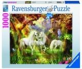 Puzzle Unicorni, 1000 Piese Ravensburger