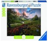 Puzzle Vale De Munte, 1000 Piese Ravensburger