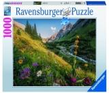 Puzzle In Gradina Din Eden, 1000 Piese Ravensburger