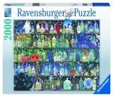 Puzzle Potiuni Magice, 2000 Piese Ravensburger
