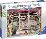 Puzzle Magazin Inghetata,1500 Piese Ravensburger