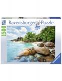 Puzzle Plaja, 1500 Piese Ravensburger