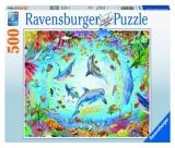 Puzzle Vartej Ocean 500 Piese Ravensburger