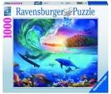 Puzzleval, 1000 Piese Ravensburger