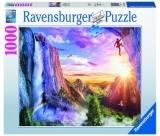 Puzzle Visul Alpinistului, 1000 Piese Ravensburger