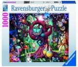 Puzzle Alice In Tara Minunilor, 1000 Piese Ravensburger