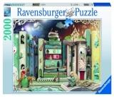 Puzzle Bulevard Fantastic, 2000 Piese Ravensburger