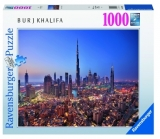 Puzzle Burj Khalifa, 1000 Piese Ravensburger
