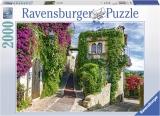 Puzzle Casa Franceze, 2000 Piese Ravensburger