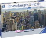 Puzzle Vedere New York, 2000 Piese Ravensburger