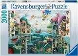 Puzzle Aventura Pestilor, 2000 Piese Ravensburger