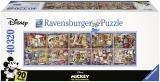 Puzzle Aniversar Mickey, 40320 Piese Ravensburger