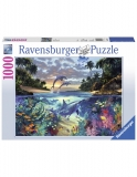 Puzzle Golful Coralilor, 1000 Piese Ravensburger