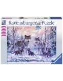 Puzzle Lupi Polari, 1000 Piese Ravensburger