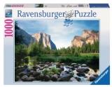 Puzzle Valea Yosemite, 1000 Piese Ravensburger