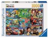 Puzzle Personaje Disney, 1000 Piese Ravensburger
