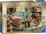 Puzzle Pisicute Pe Masa, 1000 Piese Ravensburger