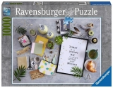 Puzzle 'Start Living Your Dream', 1000 Piese Ravensburger