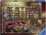 Puzzle Sala De Lectura, 1000 Piese Ravensburger