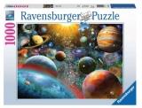 Puzzle Planete, 1000 Piese Ravensburger