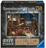 Puzzle Exit 1: Observator, 759 Piese Ravensburger