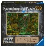 Puzzle Exit 2: Templul Ankor, 759 Piese Ravensburger