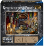 Puzzle Exit 6: Castelul Vampirilor, 759 Piese Ravensburger
