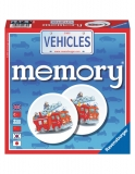 Joc Memorie Vehicule Ravensburger
